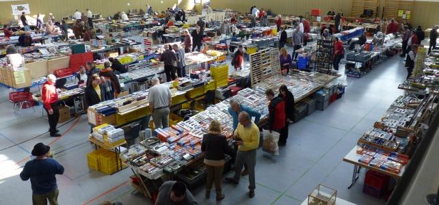 Jubiläum – 140. Ingolstädter Modelleisenbahn- und Spielzeugmarkt
