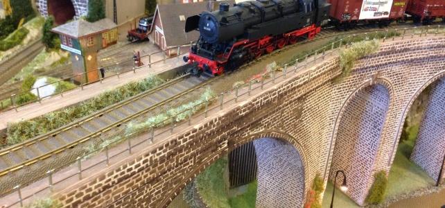 Modellbahnleidenschaft liegt in der Familie – Meier Spielwaren in Gilching