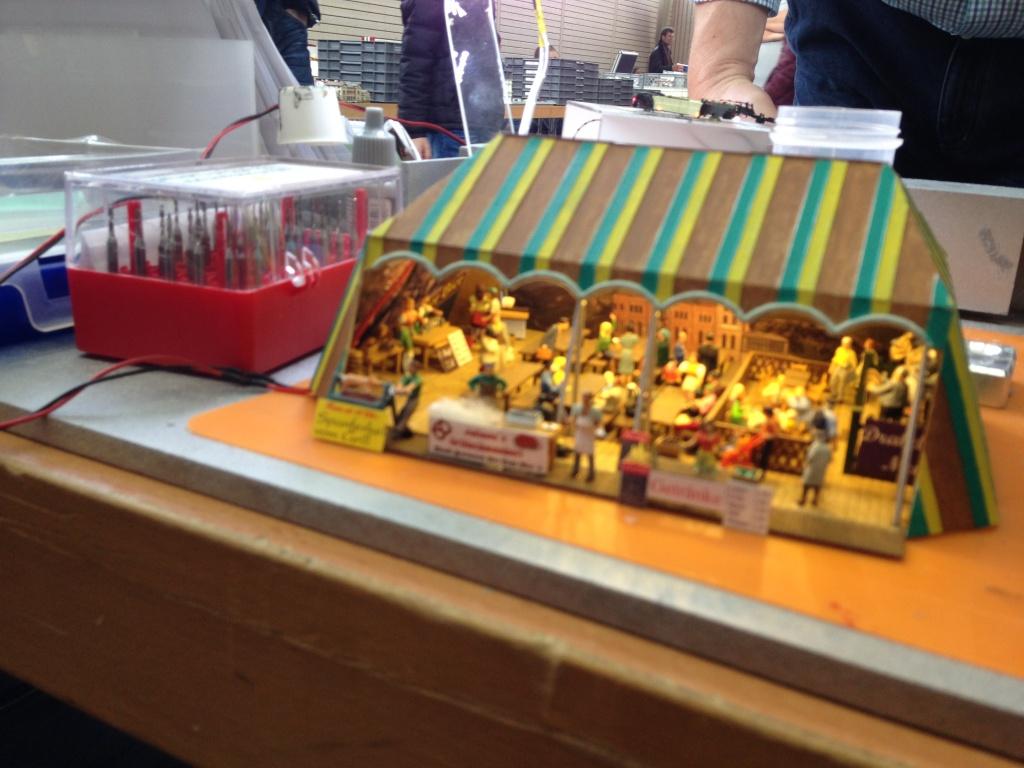 Modellbau Bierzelt Modellbahnmarkt Bayern