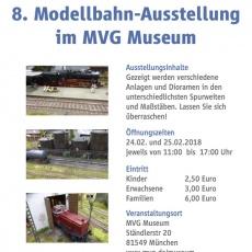 MVG Flyer 2018